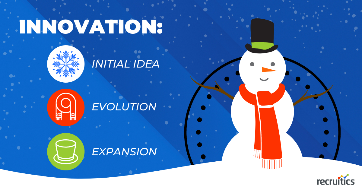 insights on innovation do you want to build a snowman recruitics recruitment marketing tim dineen