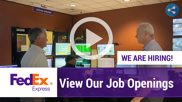 FedEX employer brand covid video