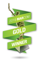 Recruitment Marketing Strategy MarCom Award 2019 Gold Winner Recruitics
