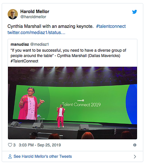 linkedin-talent-connect-2019-cynthia-marshall