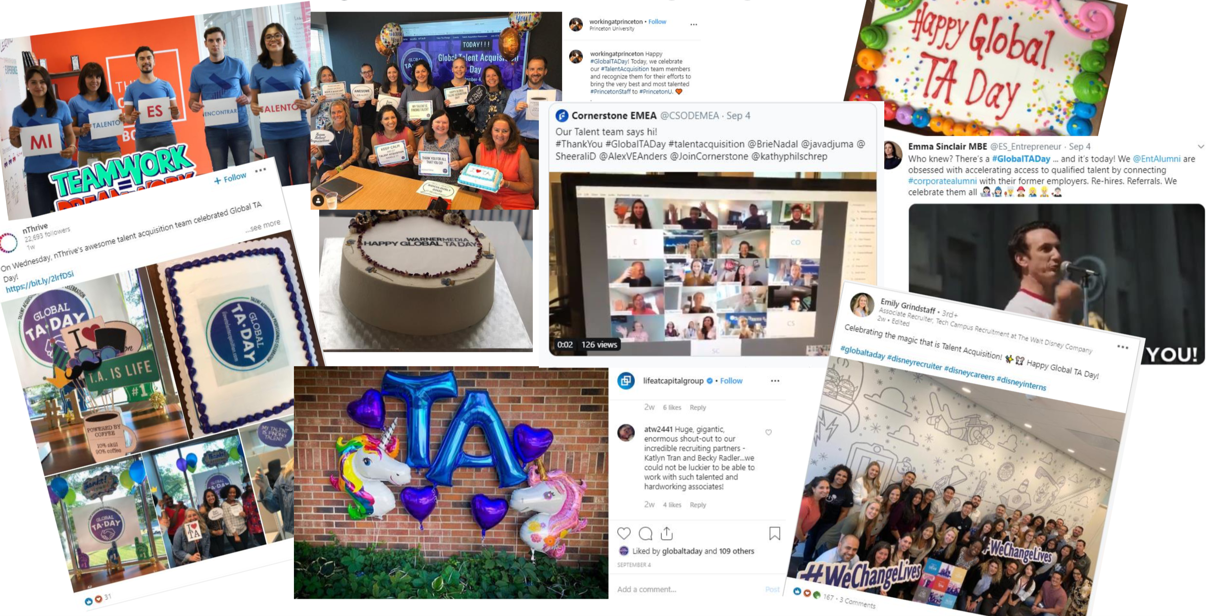 Global TA Day 2019