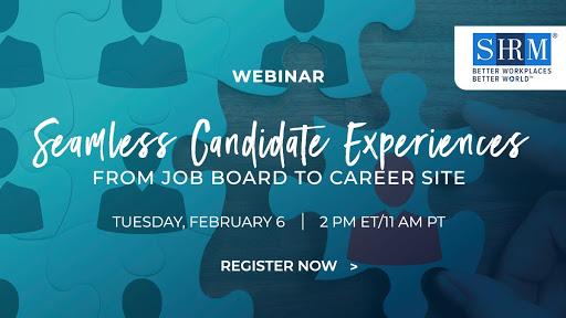 phenom people recruitics seamelss candidate experiences webinar february 2020