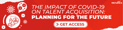 the impact of covid on talent acquisition