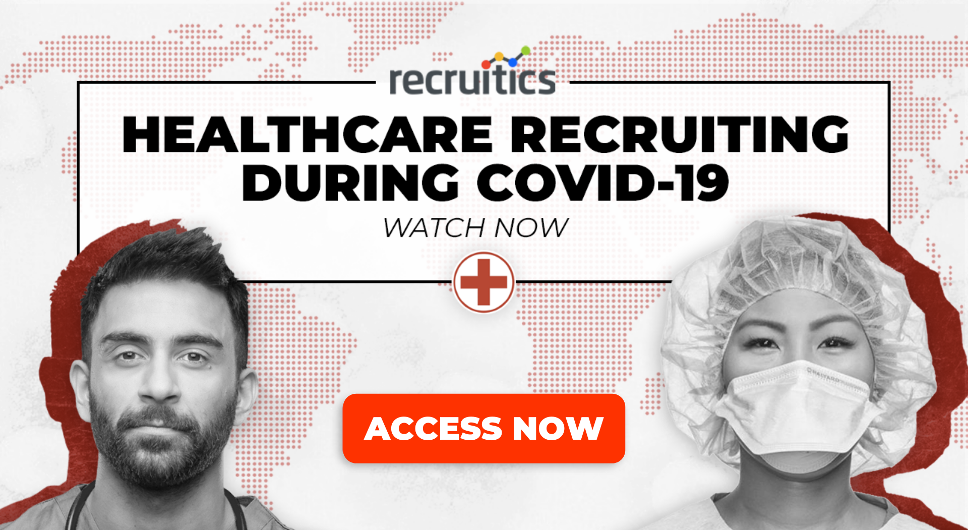 healthcare recruiting during a crisis covid-19 coronavirus hiring talent acquisition