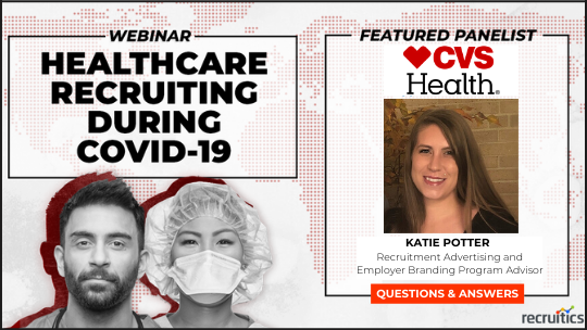 Healthcare Recruiting questions answered by cvs health
