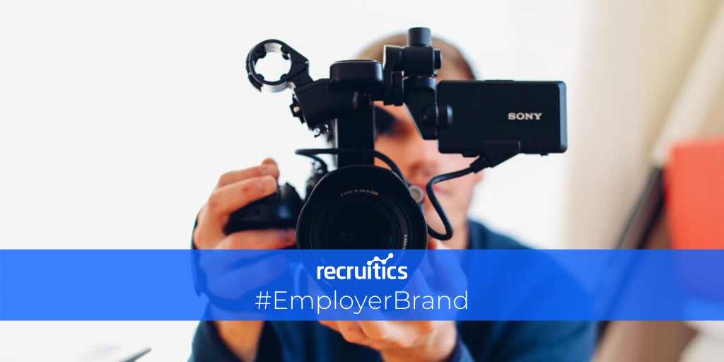 Video and recruitment examples