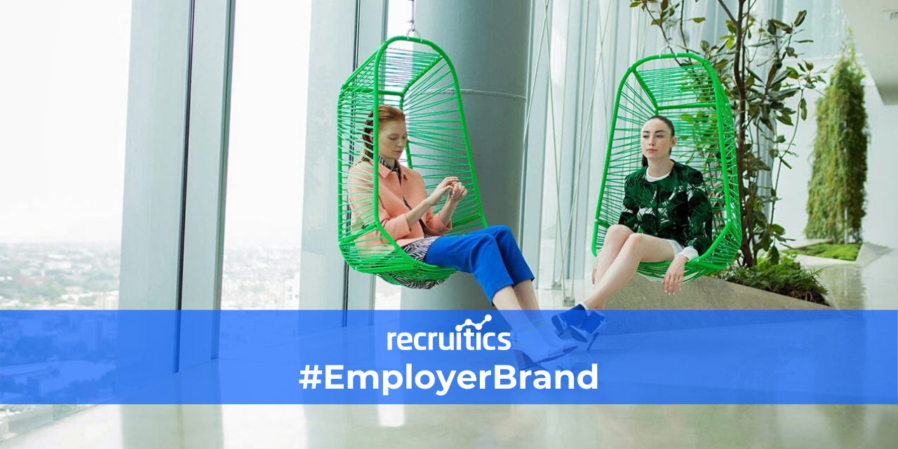 Employer Brand Attracts the Right Talent