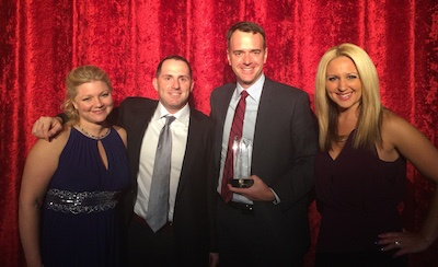 Recruitics Wins Resi Award