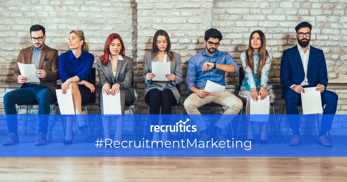 how to use quality applicants as a measure of recruitment marketing success