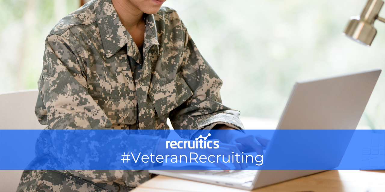 How to Make Your Virtual Recruitment Process More Veteran-Inclusive for Veteran Hiring