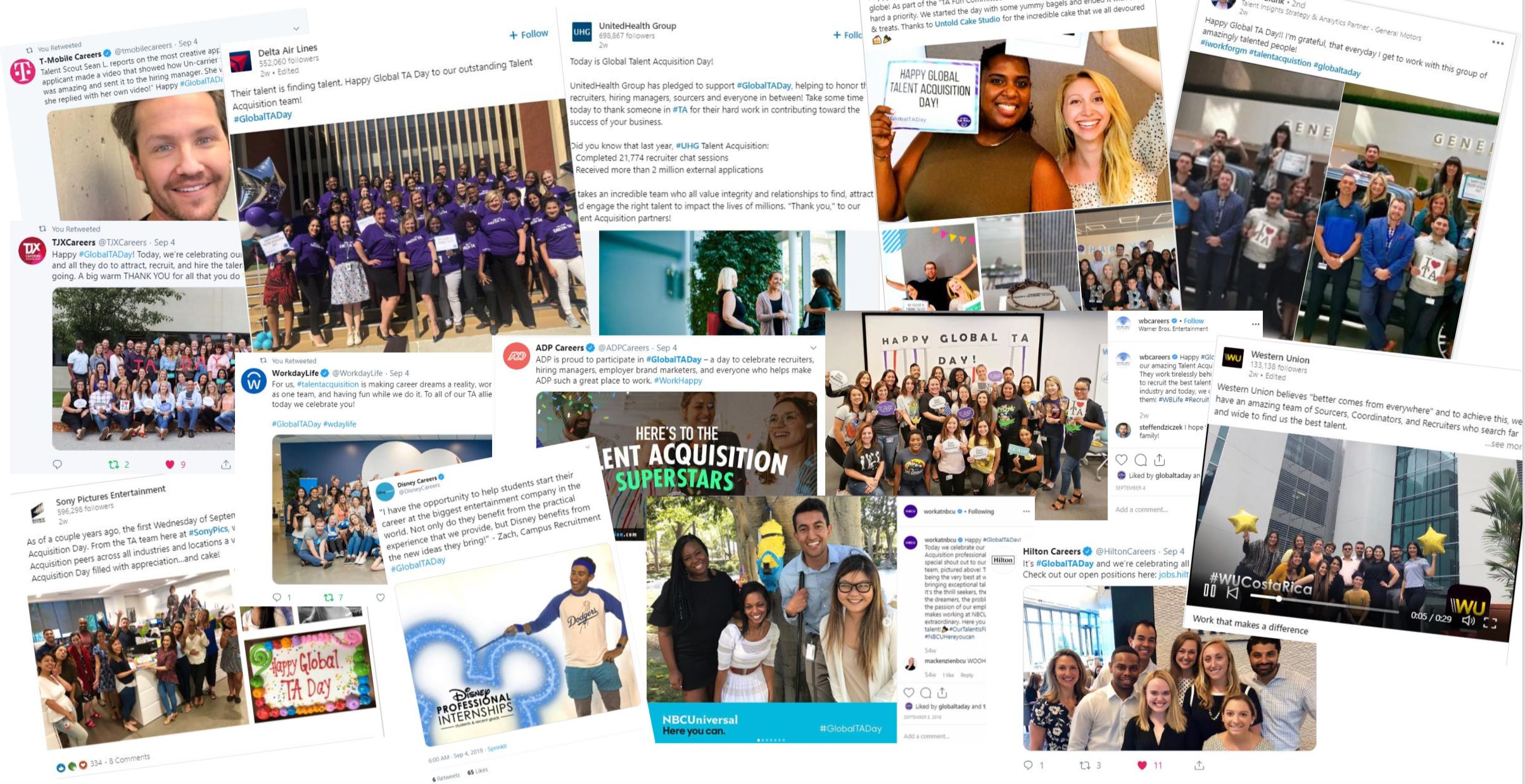 global talent acquisition day 2019 recap