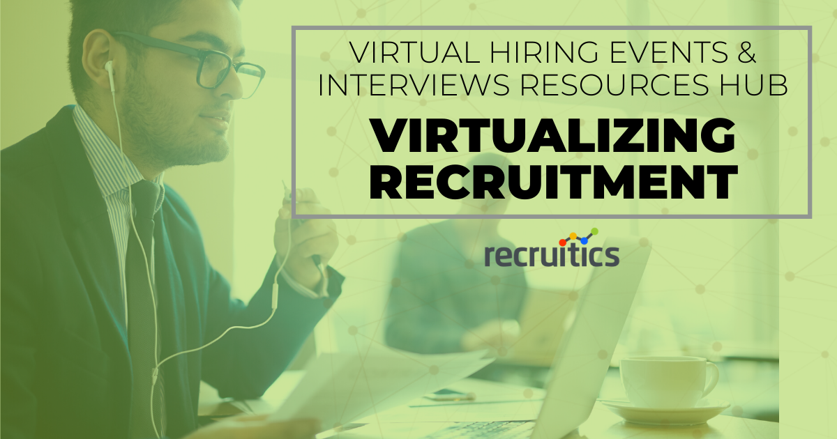 Virtual hiring events and interivews resources