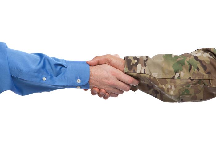 veteran recruitment PPC